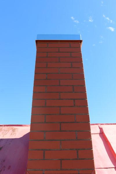 Korstnaotsade ehitus